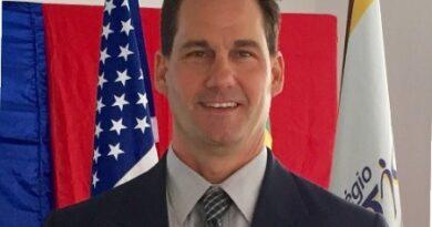 Headshot of Michael E Spencer