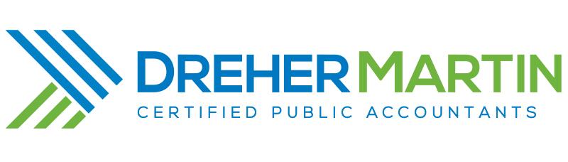 Dreher Martin CPA Logo