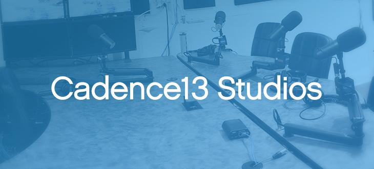 cadence 13 studios