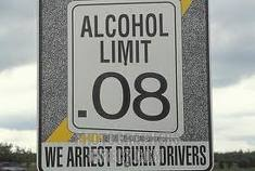legal alcohol level