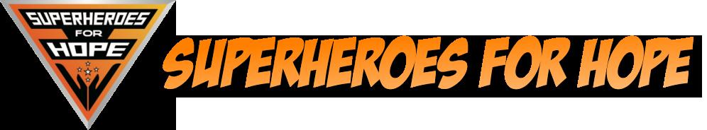 Superheroes For Hope