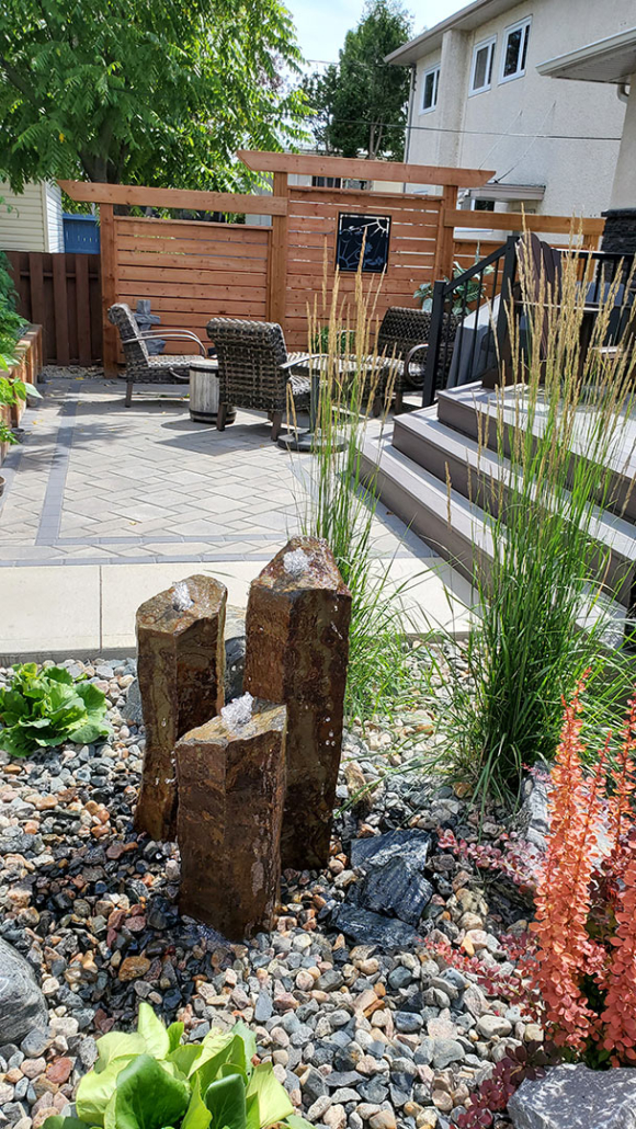 Prelude Landscaping Stone Patio