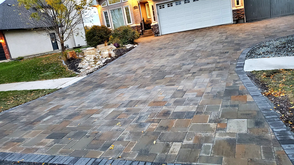 Prelude Landscaping Driveway