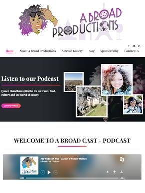 Web Desgin ABroad Productions