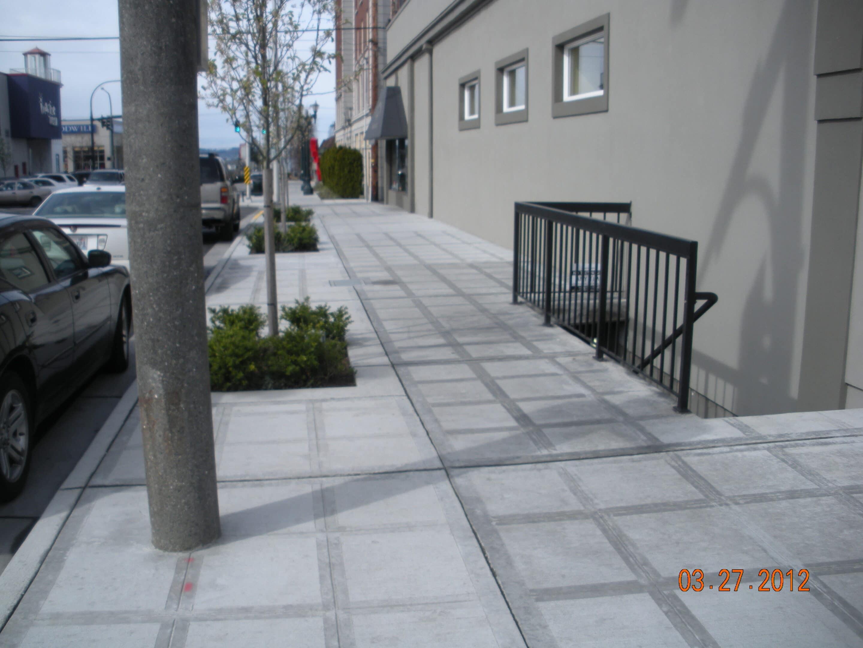 city of everett engineering for street improvments