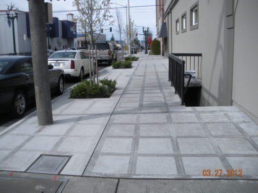 Rucker and Hoyt Street Improvements