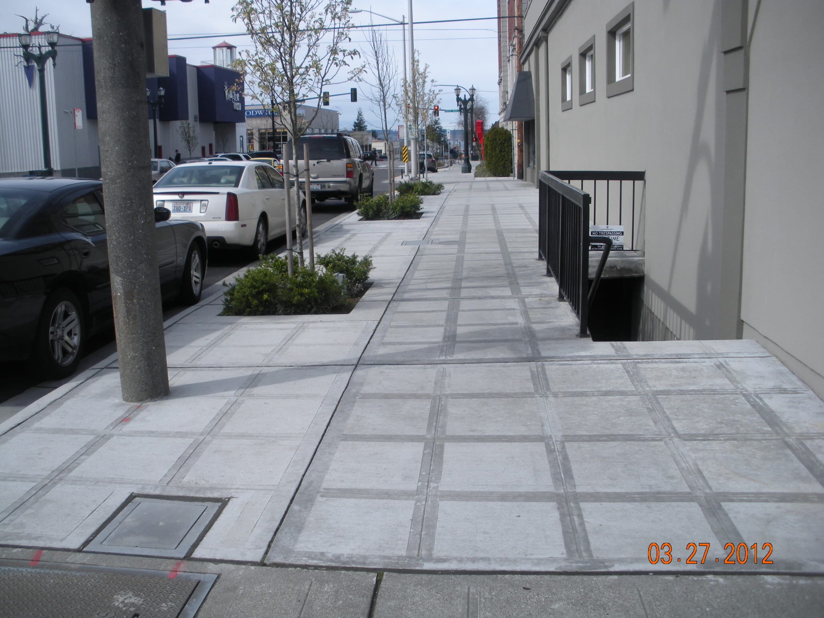 city of everett structural engineering for street improvement