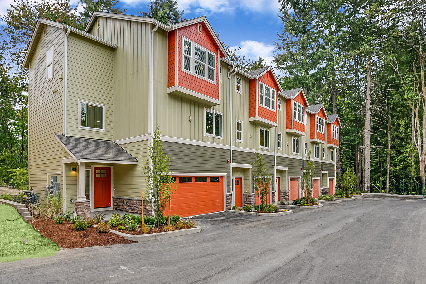 civil and structural engineering for town homes