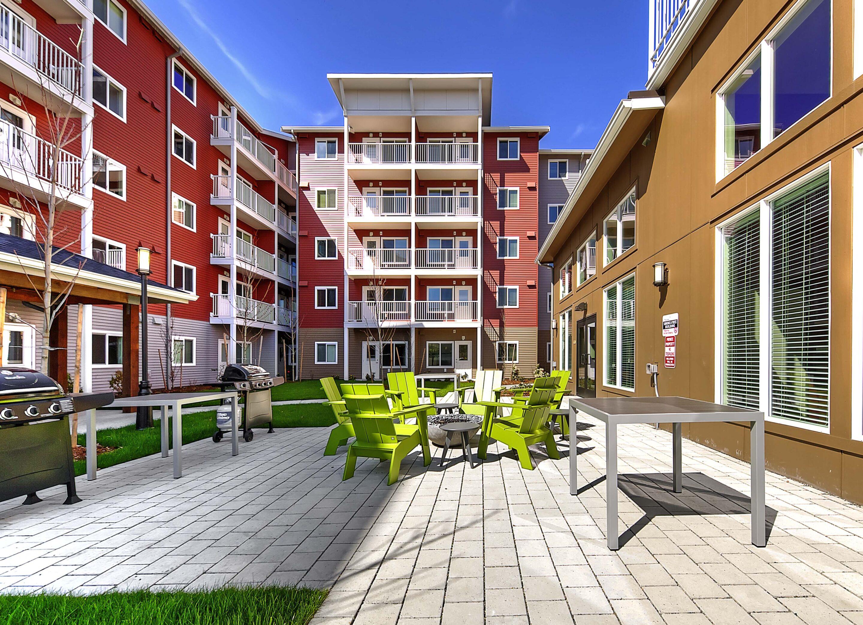 engineering for senior housing in renton wa