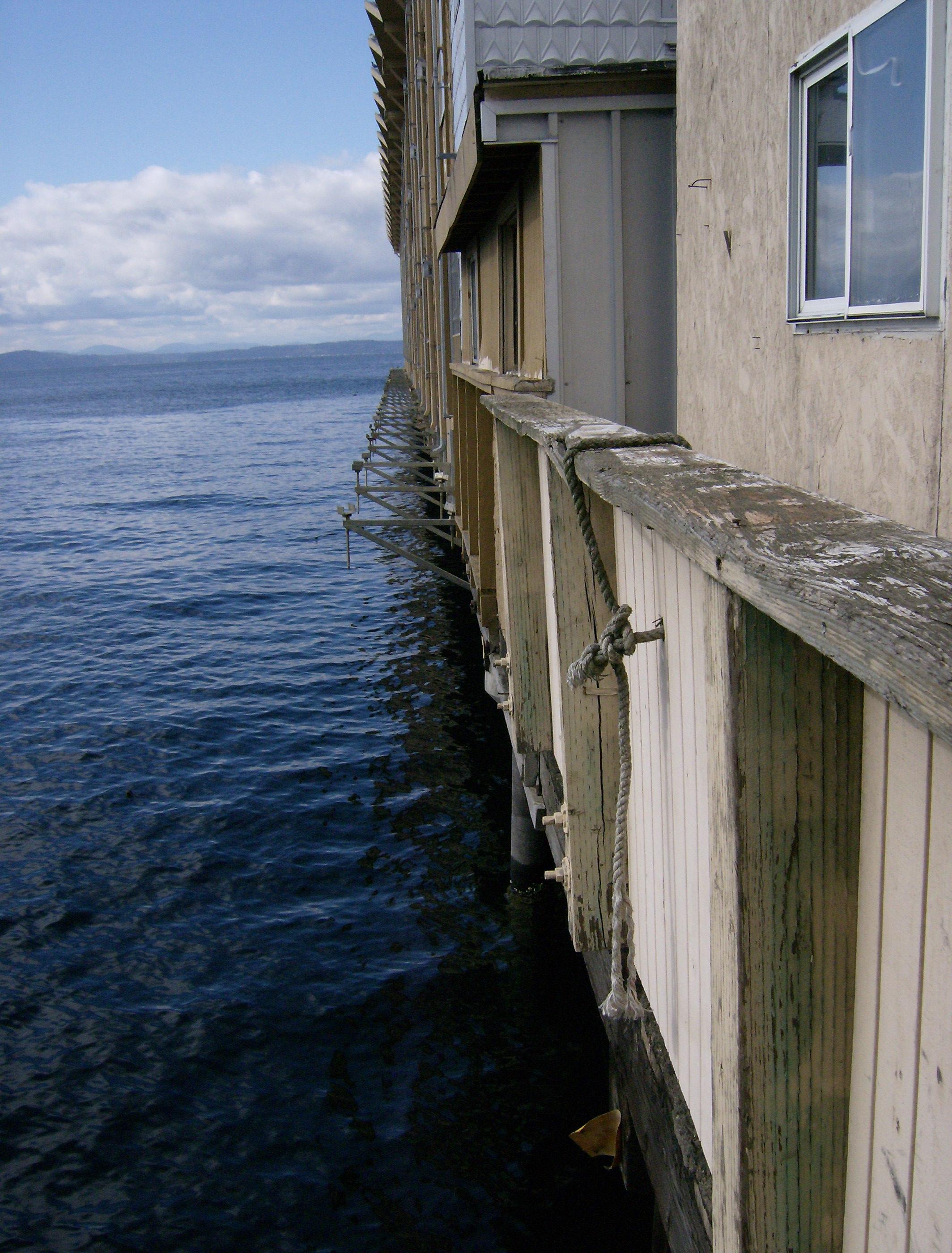 edgewater pier engineering repair