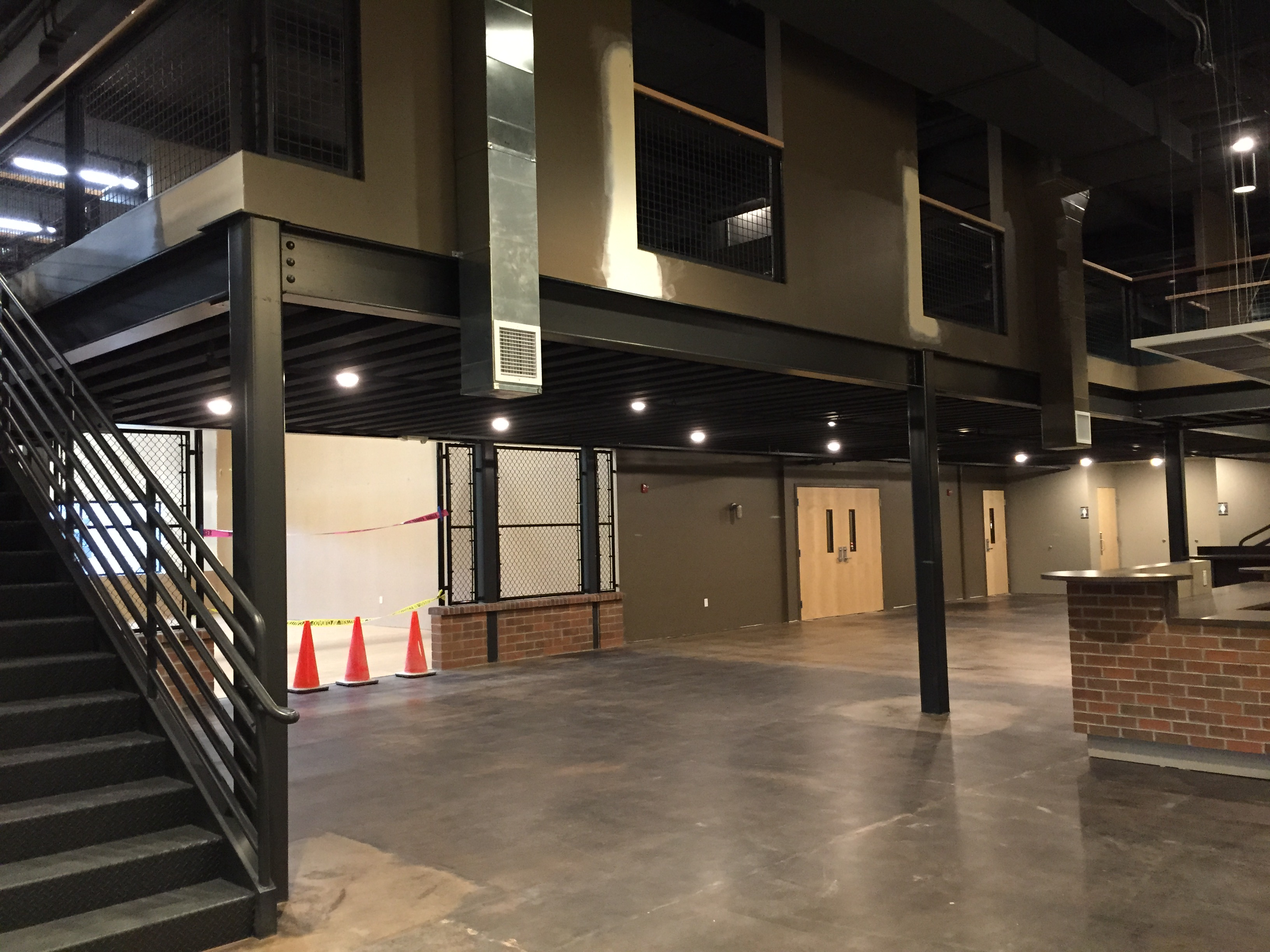 engineering for church renovation and remodel