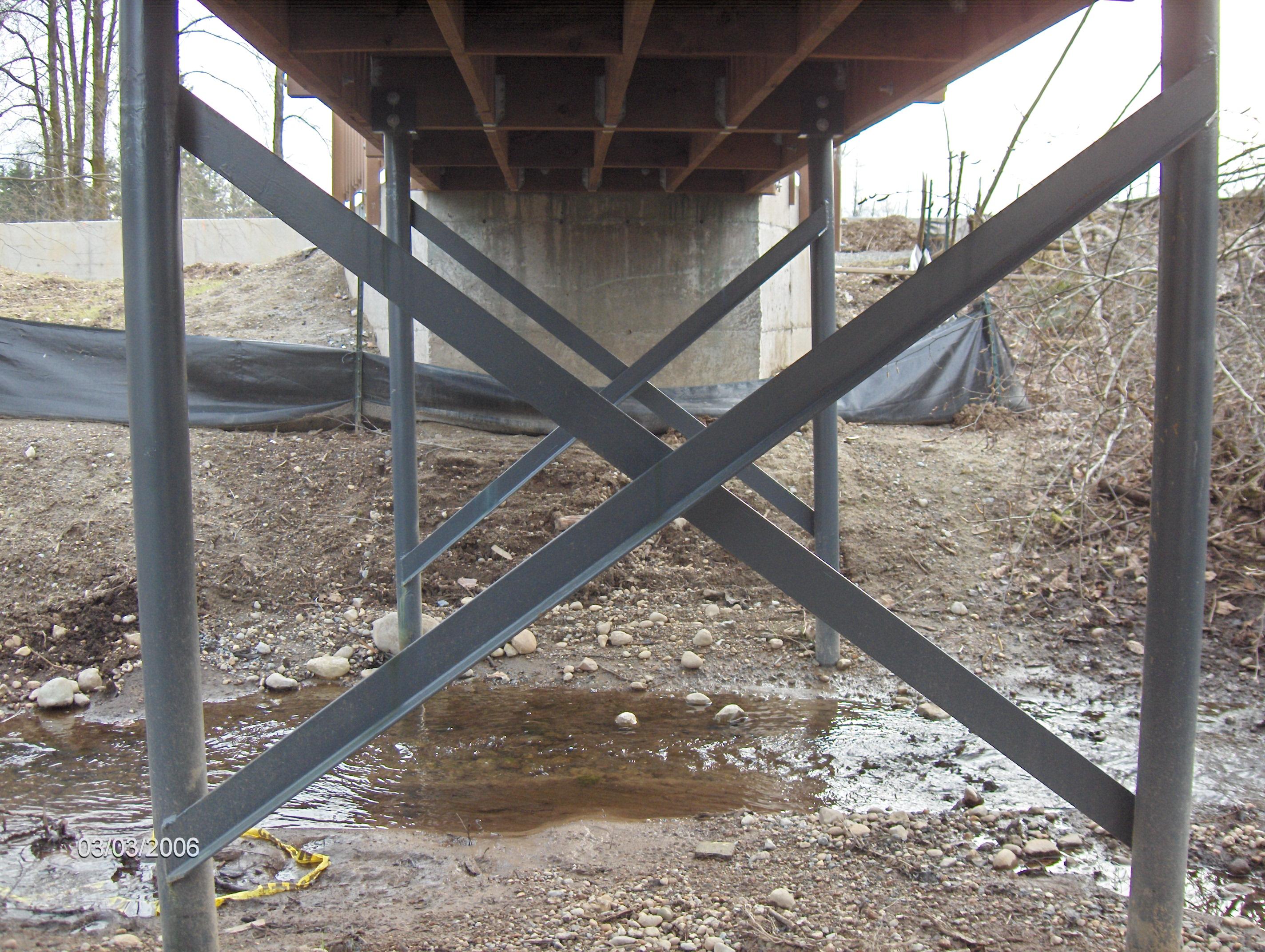 engineering for walkway
