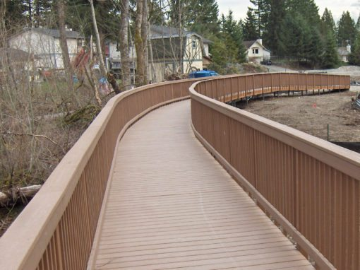 Wetlands Pedestrian Walkway