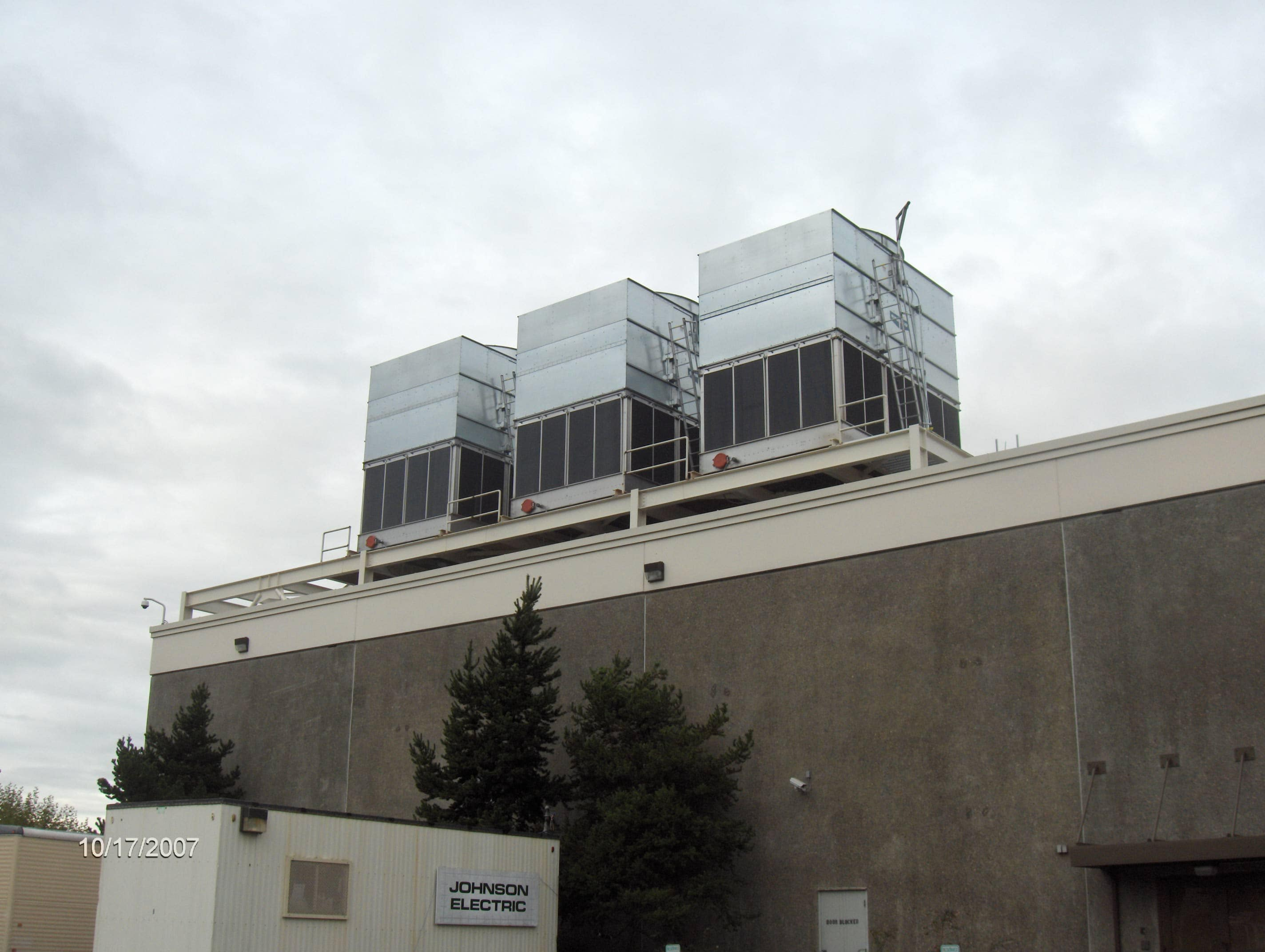 structural engineering for data centers