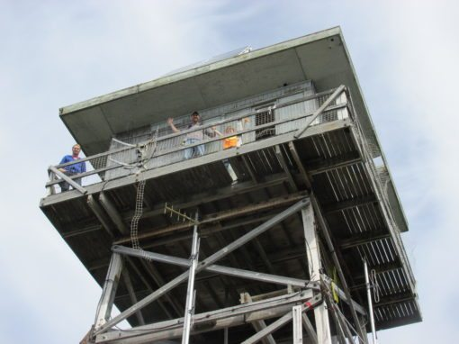 North Mountain Fire Lookout Tower