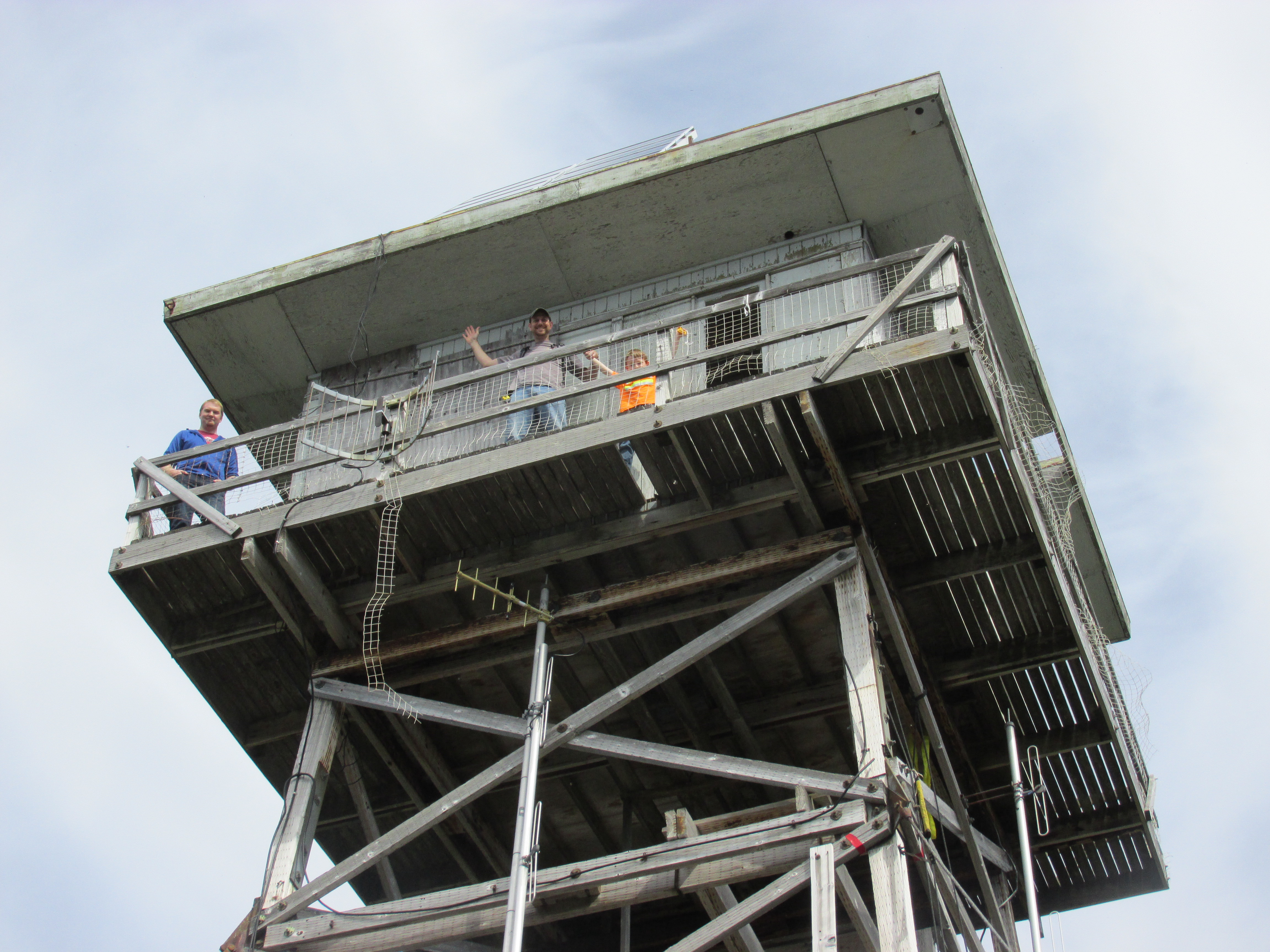 structural engineering for repair and assessment of tower