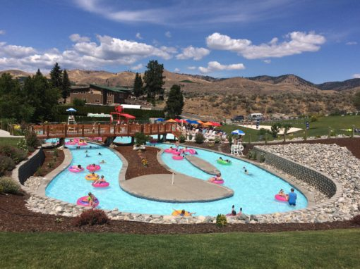 Slidewaters Lazy River