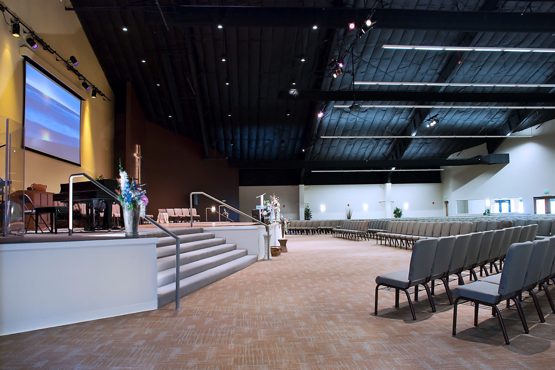 church building repurpose