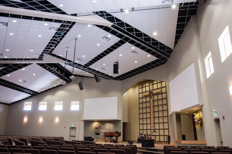 church engineering