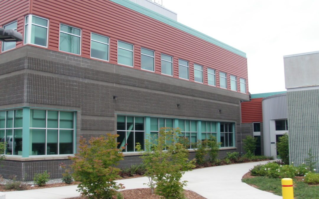 Snohomish County PUD Building Upgrades