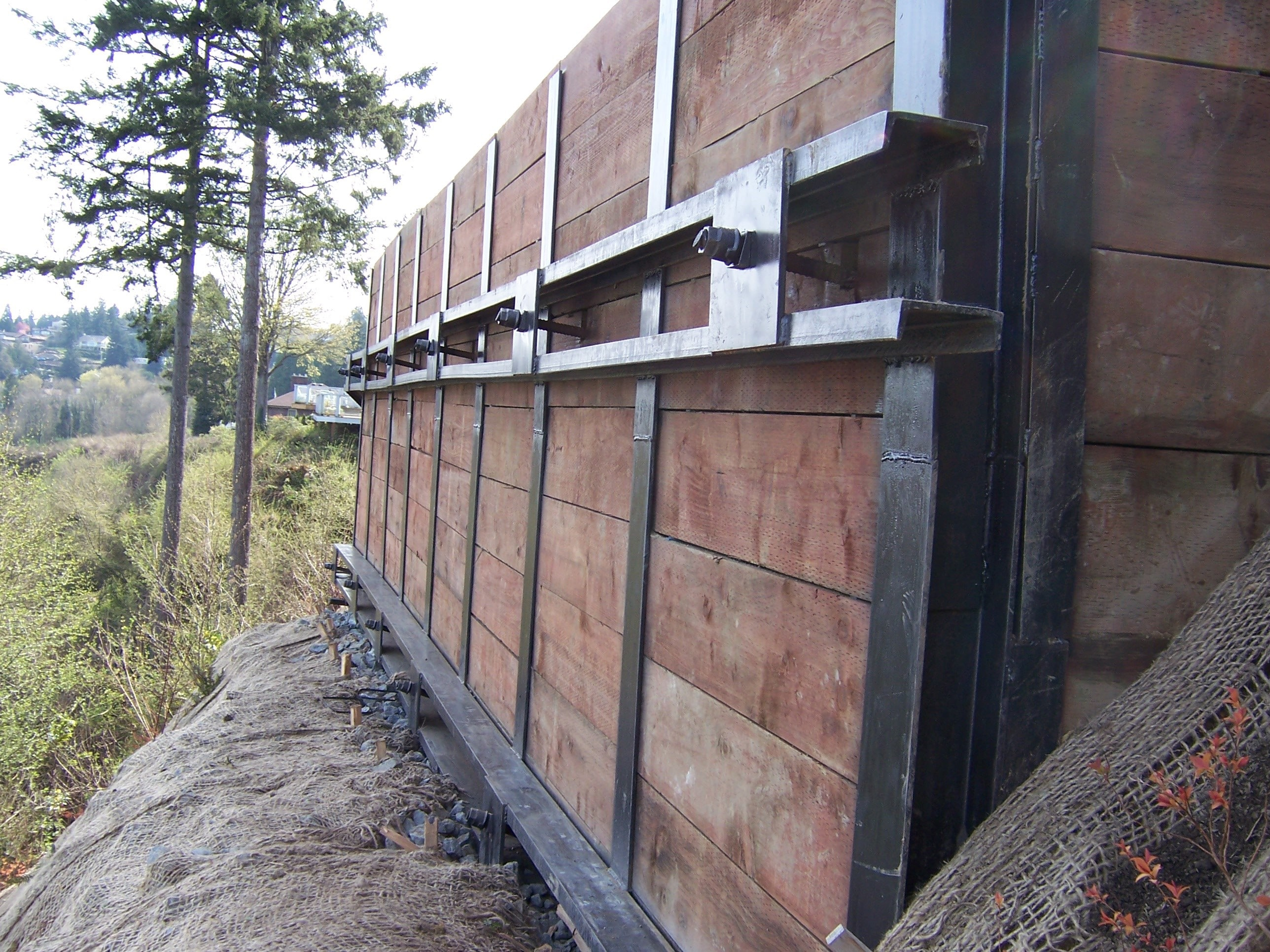 landslide stabilization engineering