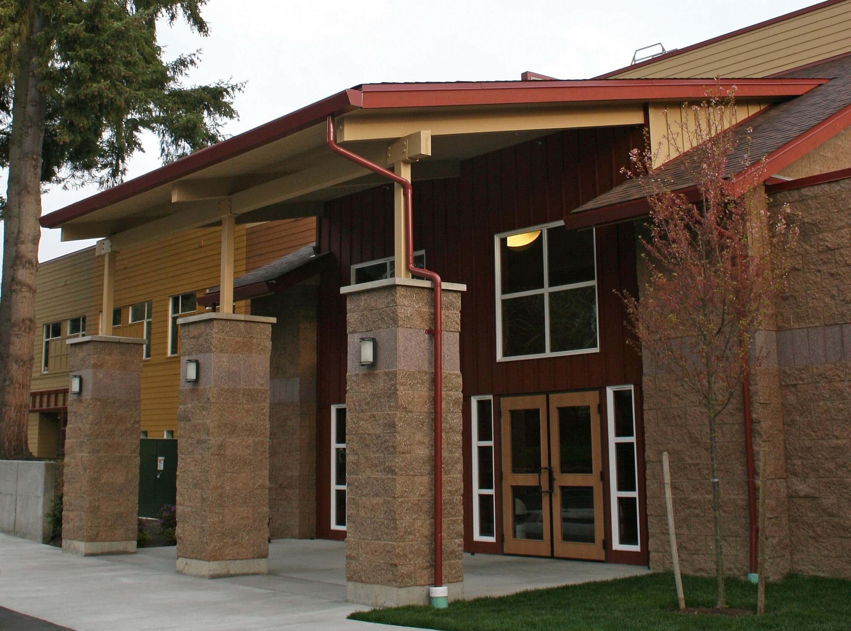 engineering for church addition in bellevue