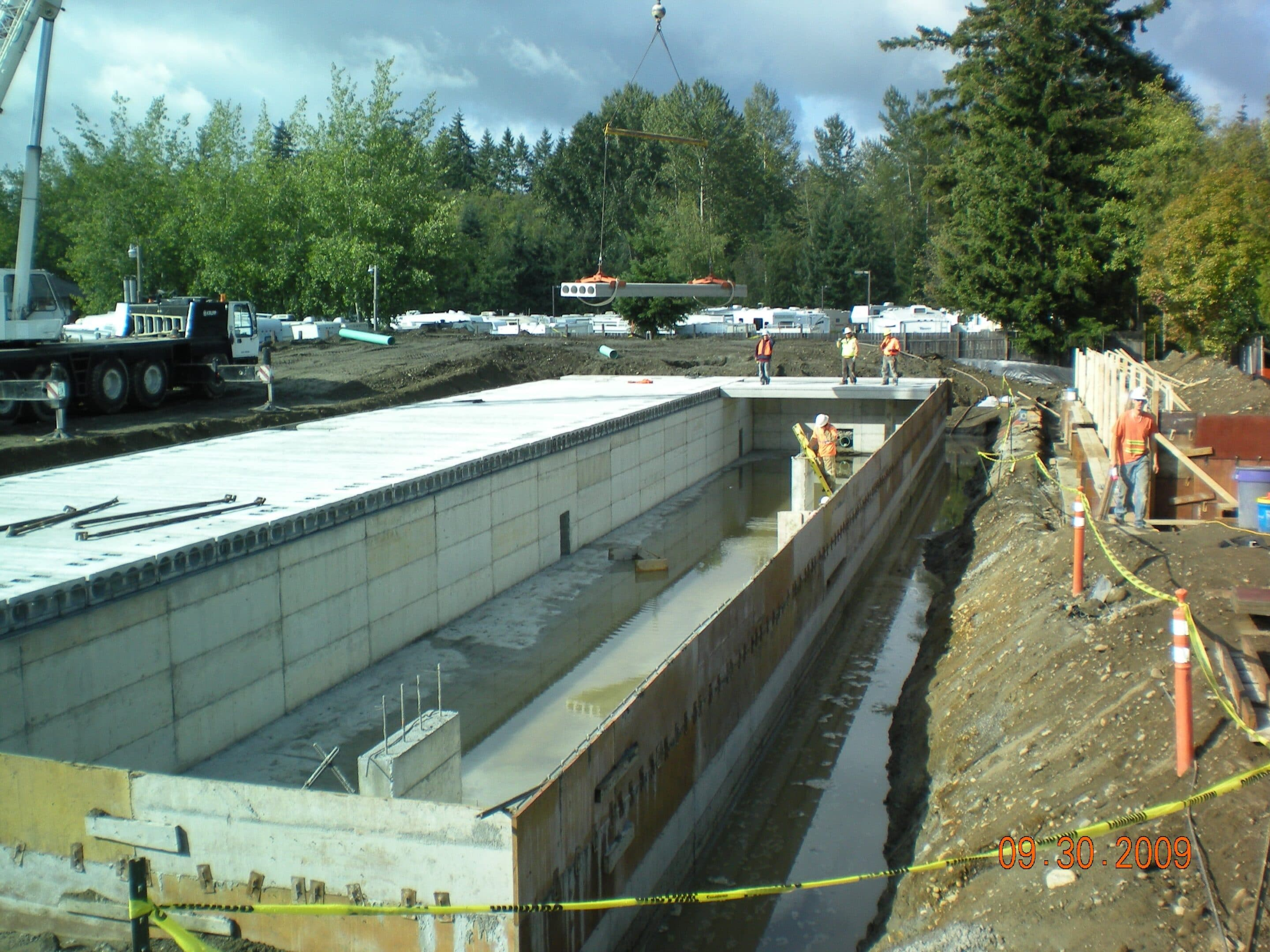 civil engineering for vaults