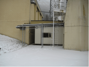 engineering for building upgrades in alasks