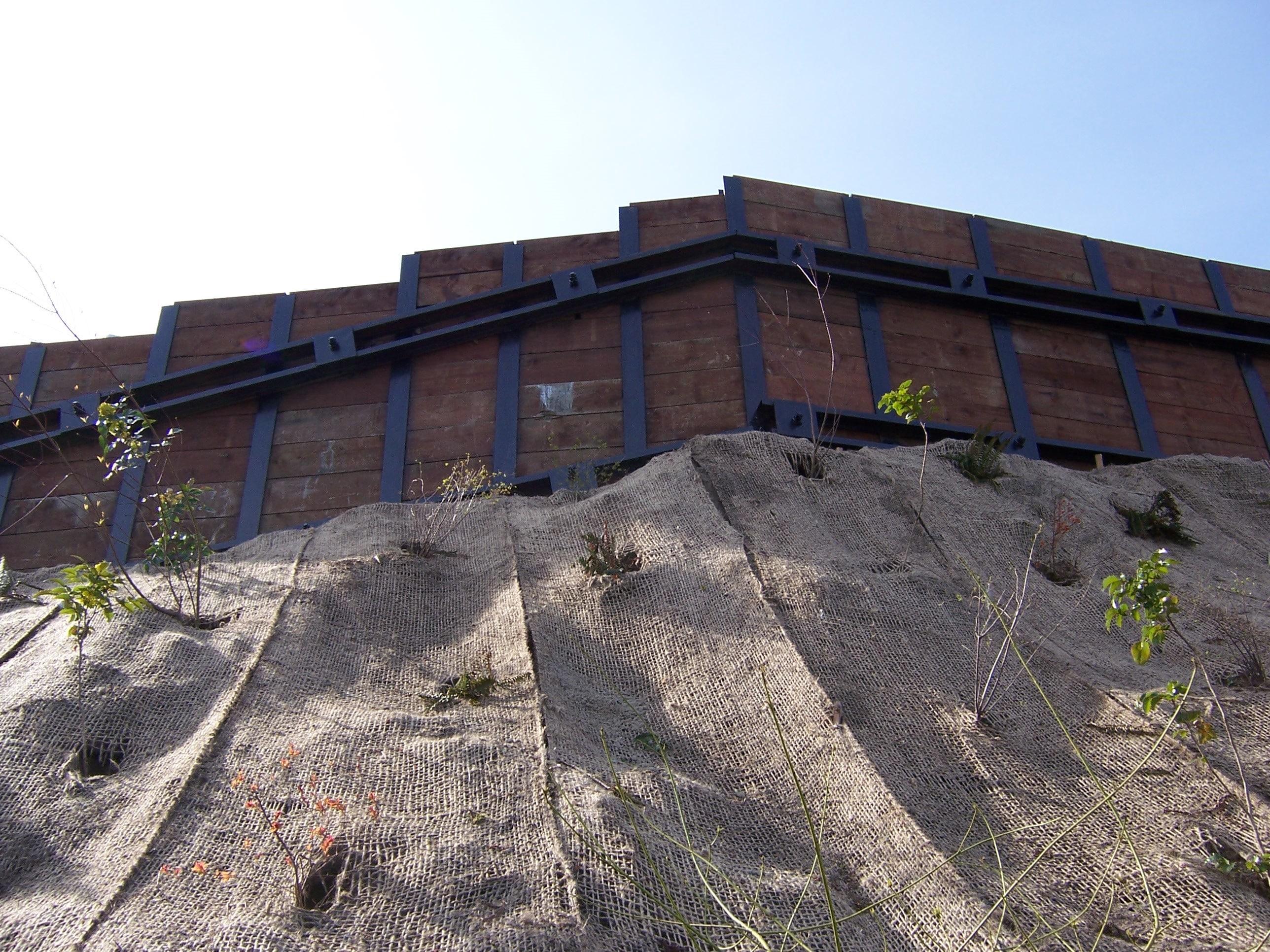 slope stabilization