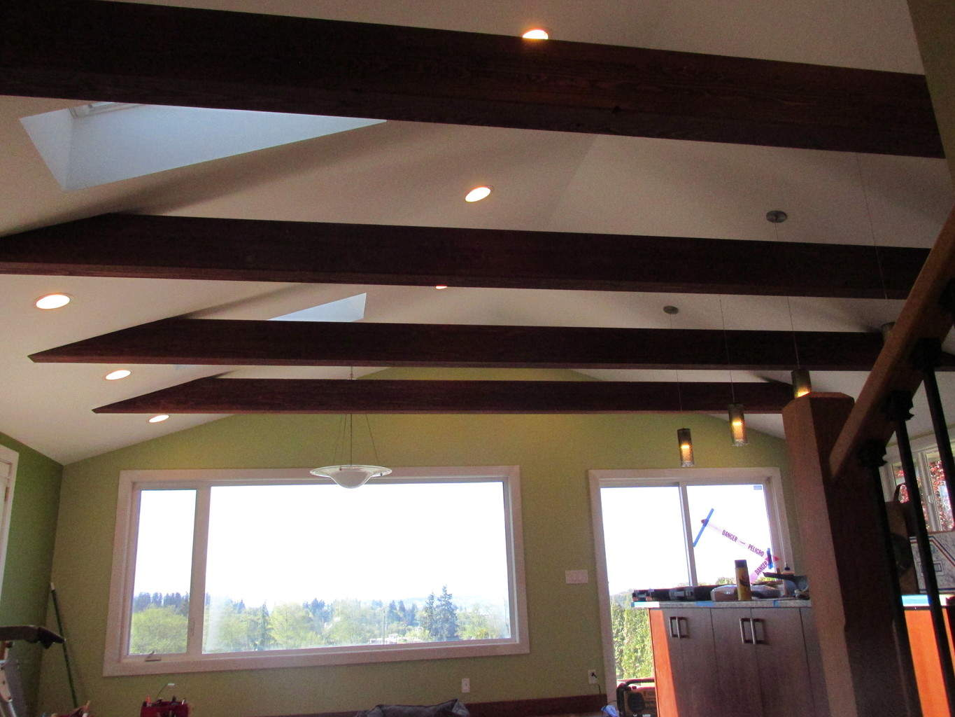 engineering for ceiling modifications