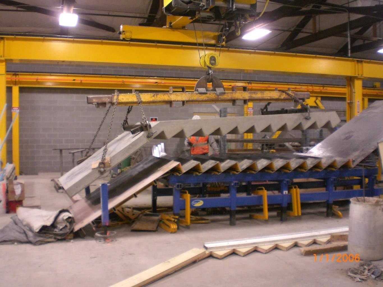 warehouse remodel engnieering