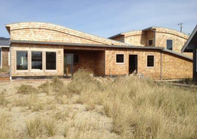 Custom Beachfront Home