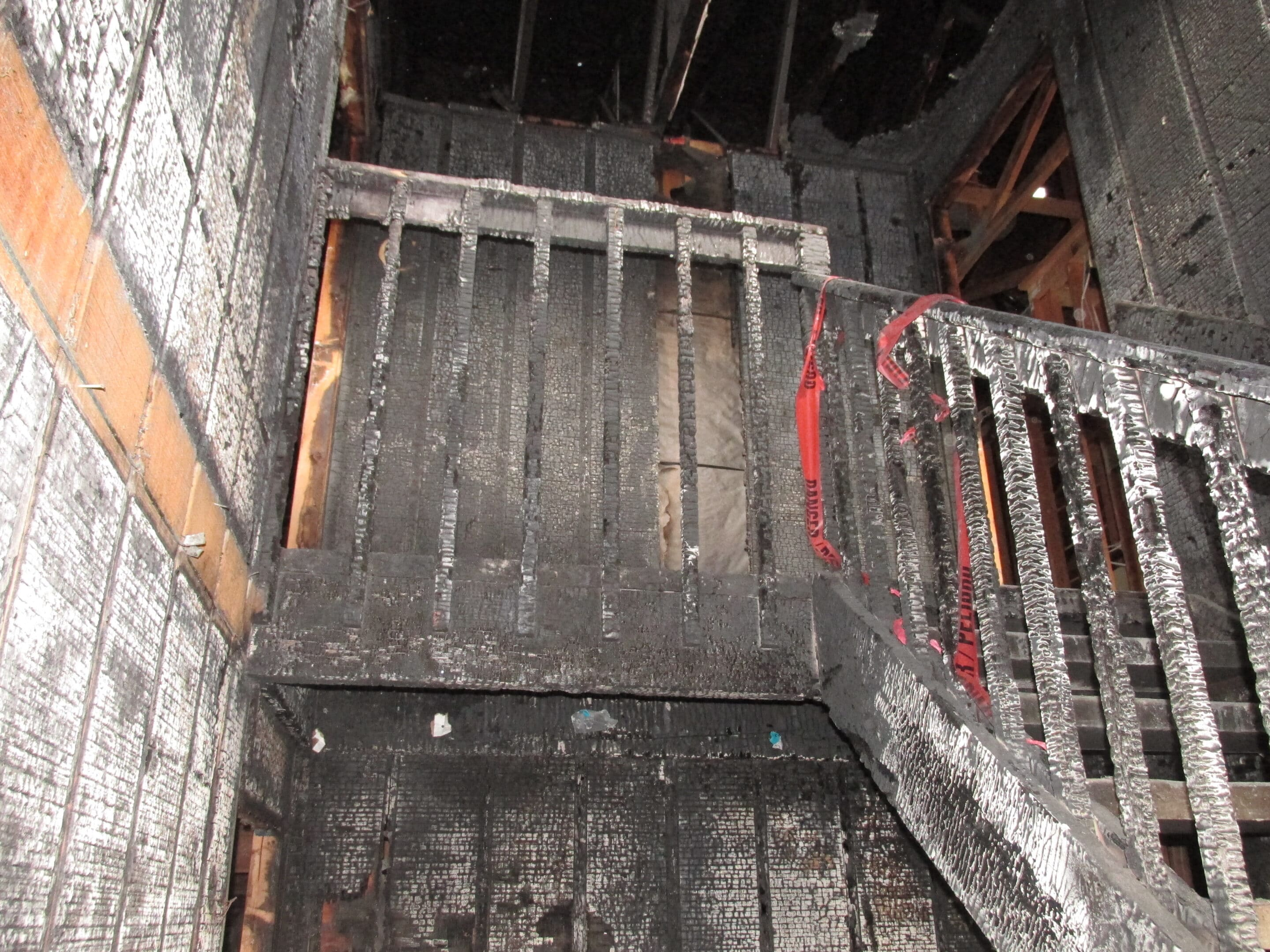 structural engineering for fire damage repair