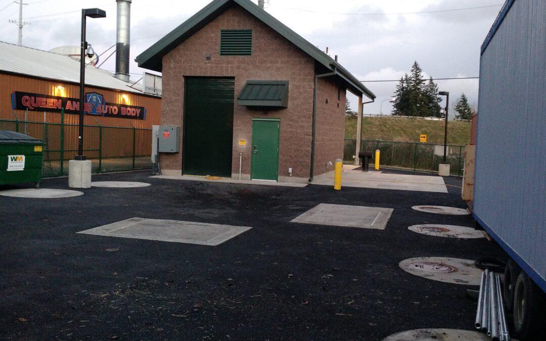 Alderwood Water District Lift Station