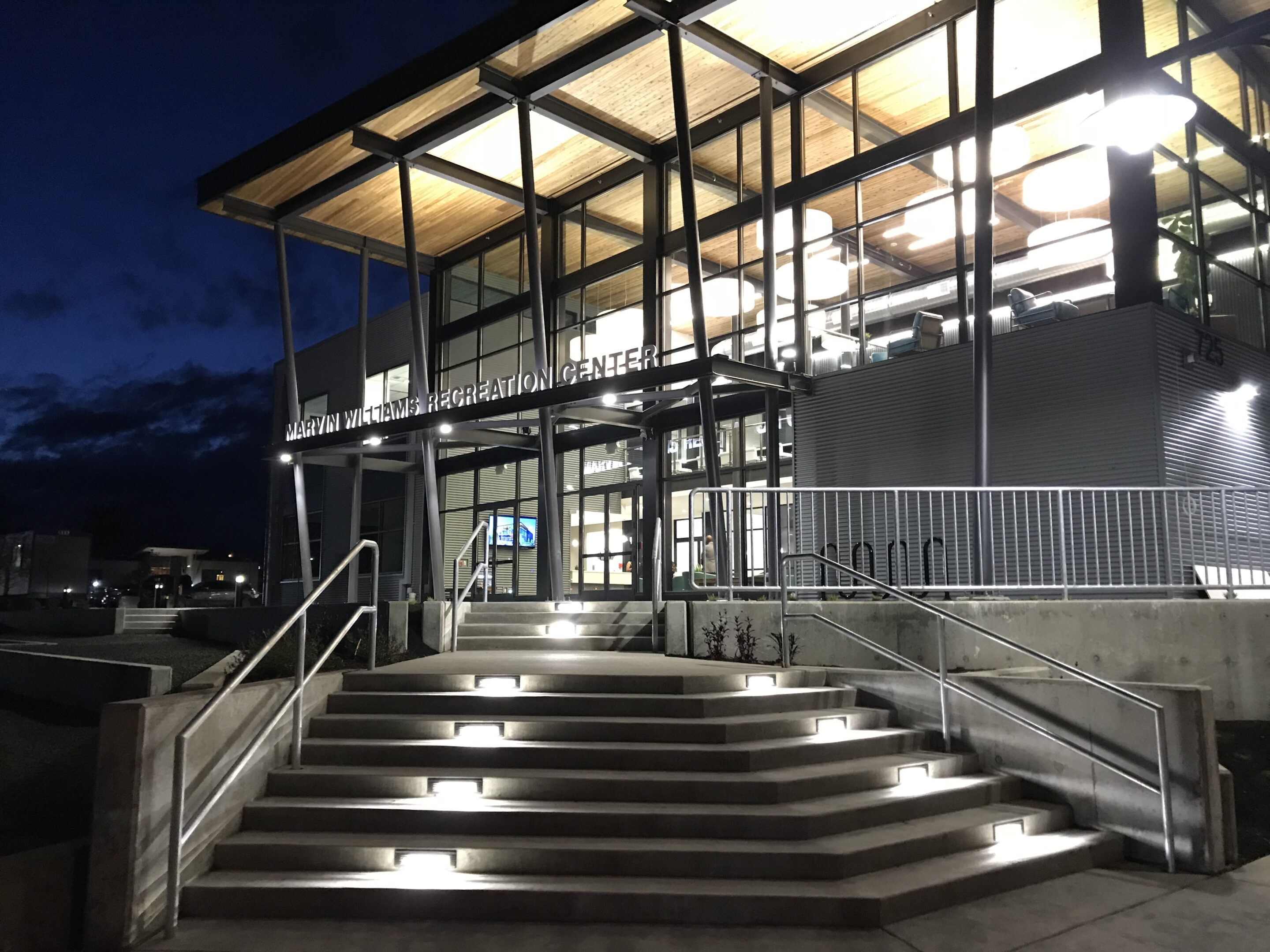 engineering for recreation center