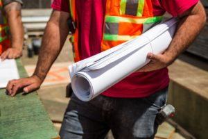 Structural engineer can give you construction documents and engineering report