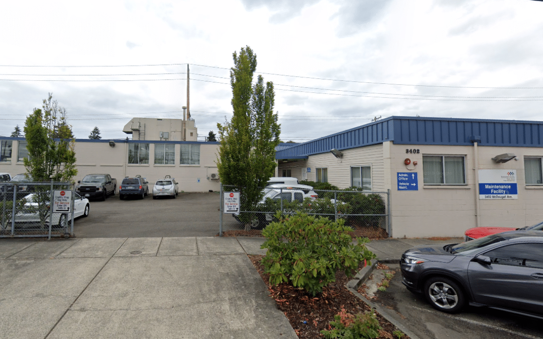 Snohomish County Fleet Services Building