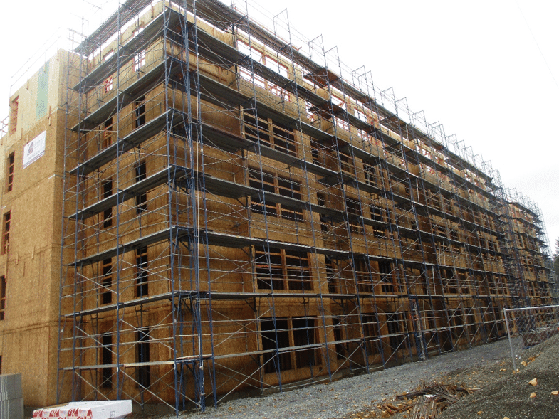 senior apartments, structural engineering