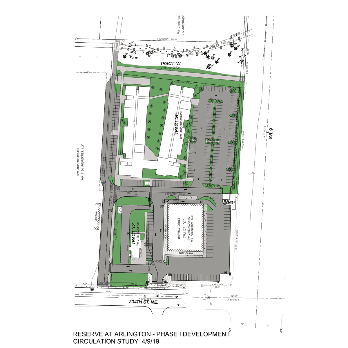 land use planning for critical area