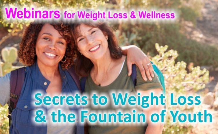 Secrets to Weight Loss & the Fountain of Youth
