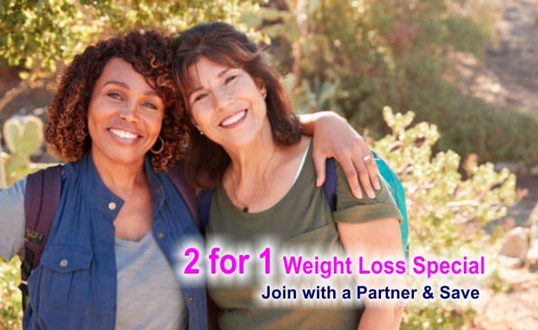2-for-1 weight loss Special