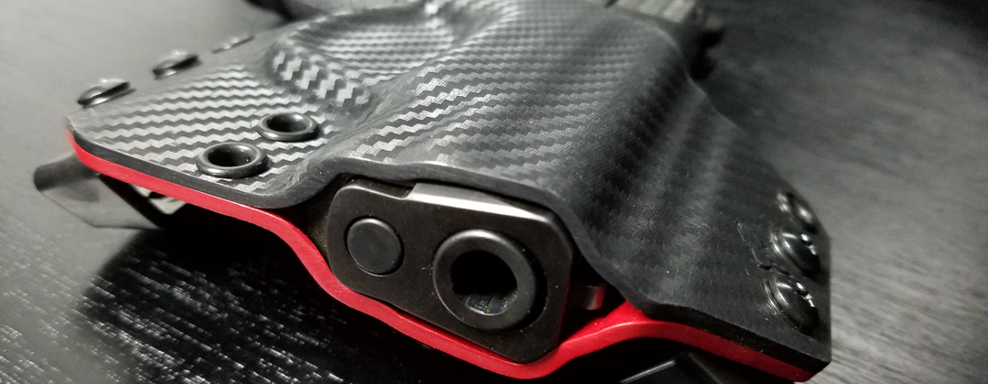 ArmsVault Network - S&W Shield in Kydex Holster