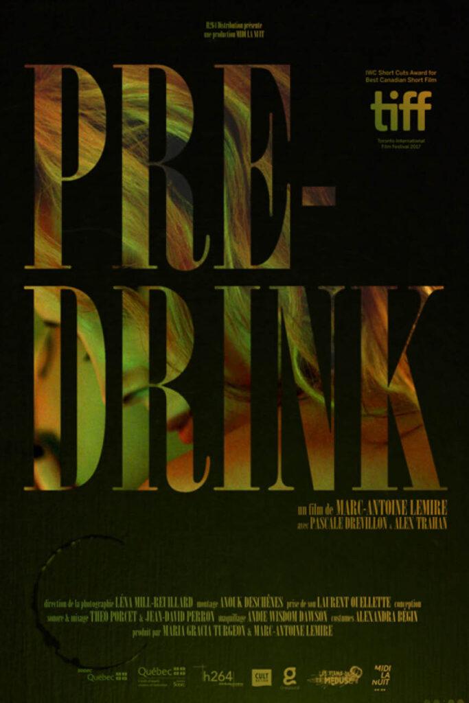 PRÉ-DRINK