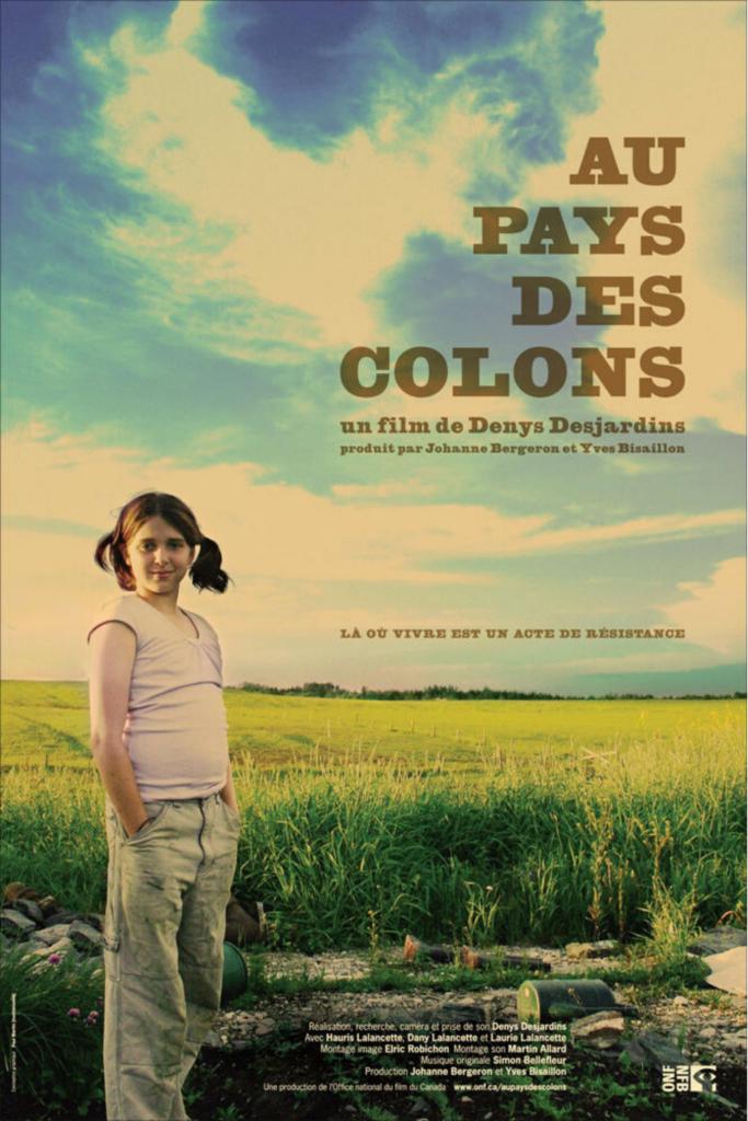 AU PAYS DES COLONS