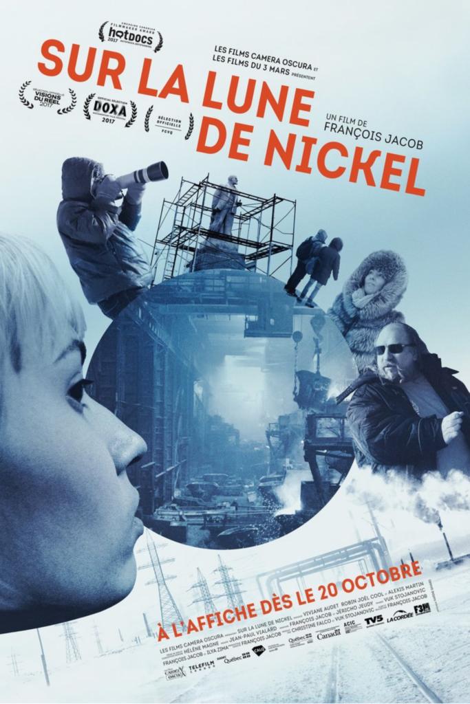 SUR LA LUNE DE NICKEL