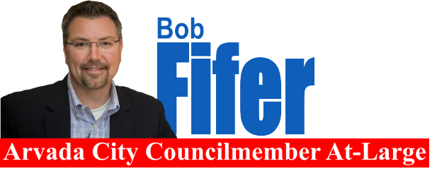 Bob Fifer, Arvada City Councilmember