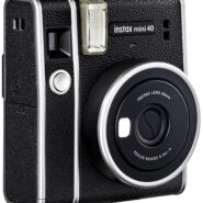 FUJIFILM Introduces INSTAX MINI 40™ Instant Camera and New INSTAX MINI Instant Film Variety