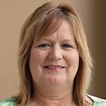 Portrait of Diane McCumber.