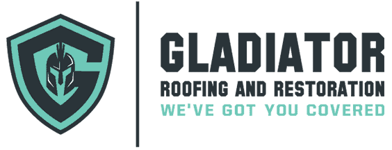 Gladiator Roofing & Restoration Logo