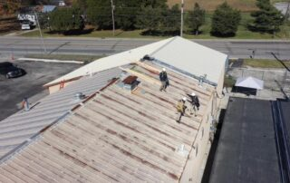 Gladiator roofing commercial